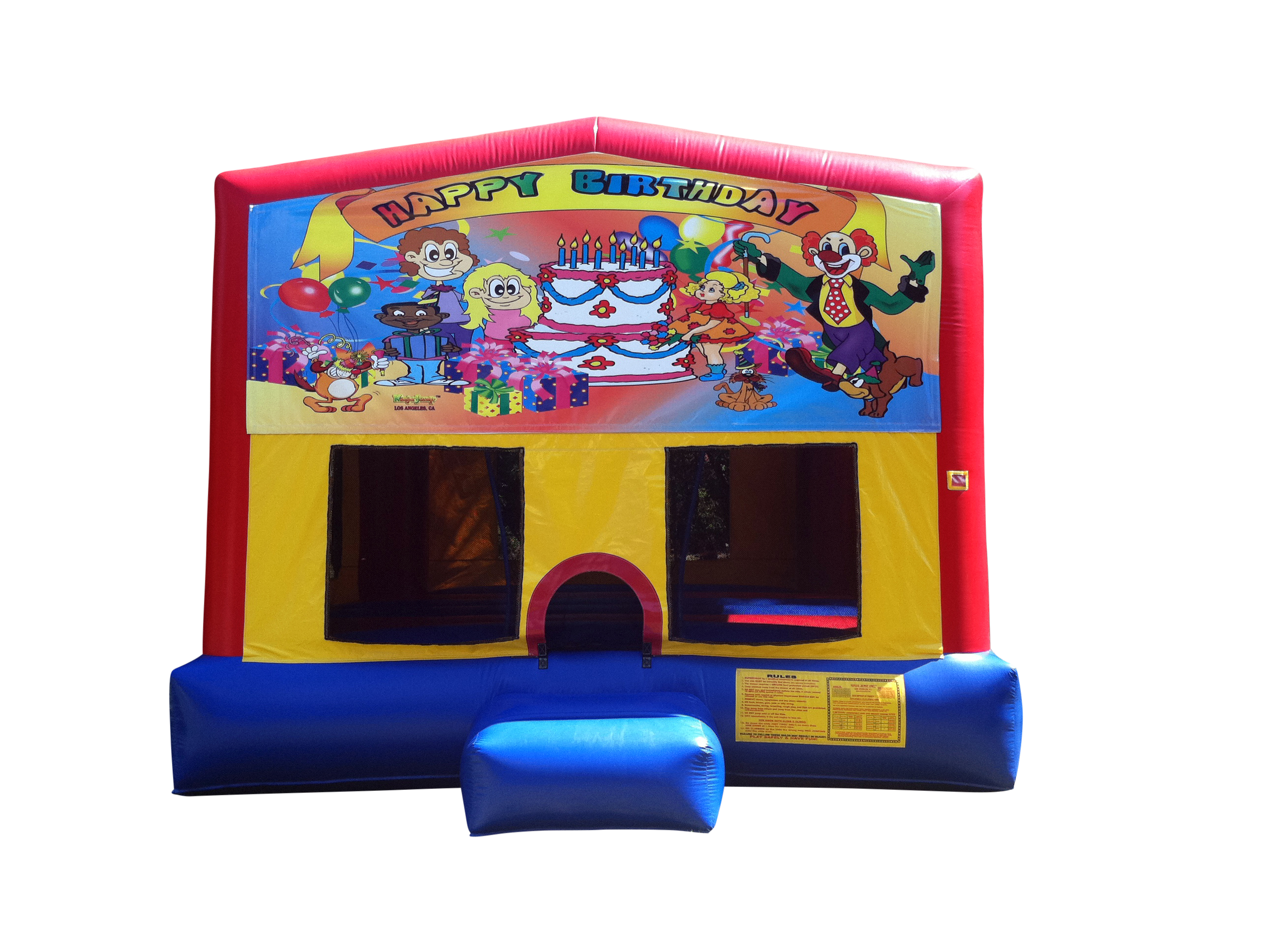 Bounce House Rental for Birthday Ft. Myers, FL Cape Coral, FL