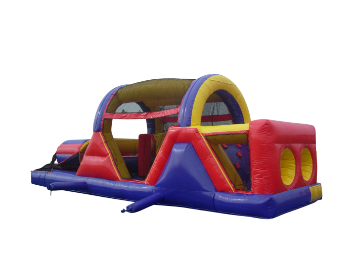 Inflatable Obstacle Courses | Cape Coral | Fort Myers | Bounce House