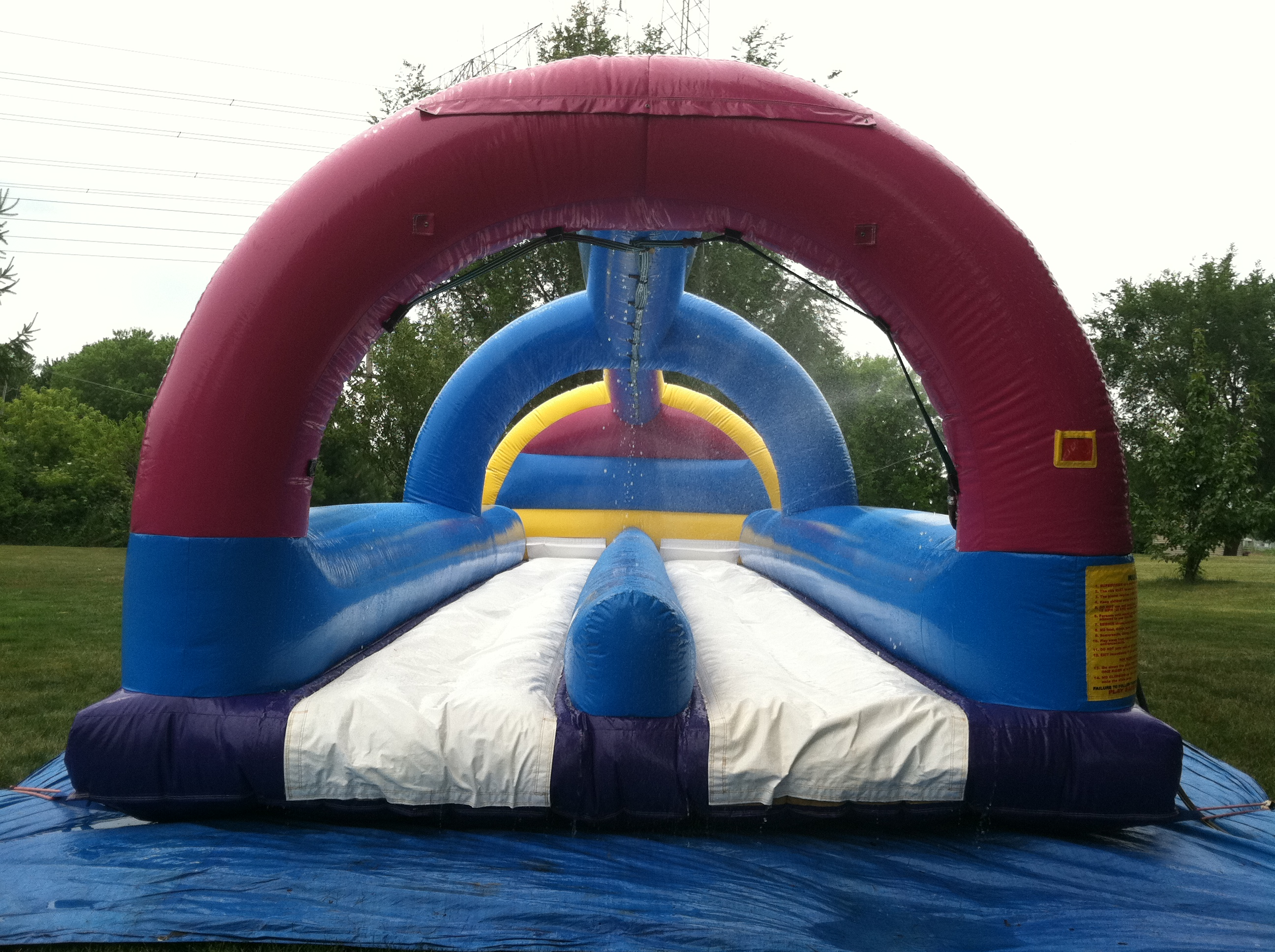 Inflatable Water Slide Rentals - Ft  Myers | Cape Coral