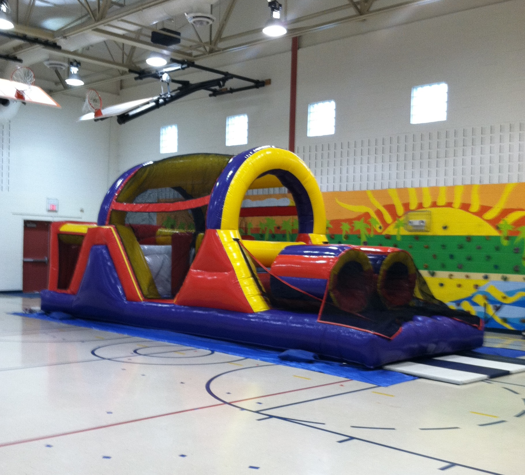 indoor bounce house rental | Cape Coral Florida | Naples | Ft Myers
