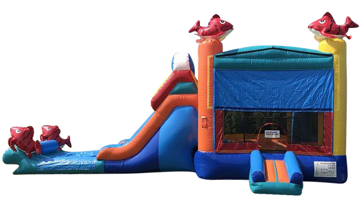 Inflatable Bouncie Rentals near Fort Myers & Bonita Springs FL
