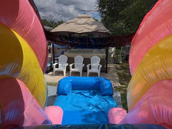 Bounce House Slide rental - Ft Myers FL