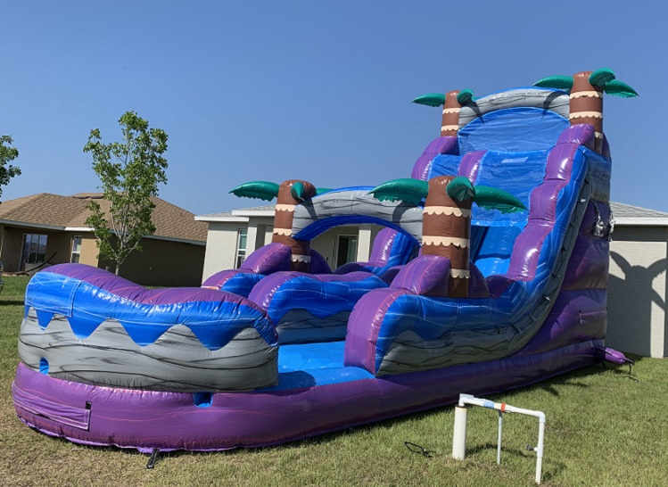 Rent an inflatable Water Slide Fort Myers - Cape Coral - Naples