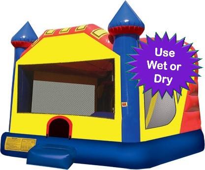 Castle Theme Bounce House Rental - Party Rentals Ft Myers FL Cape Coral FL