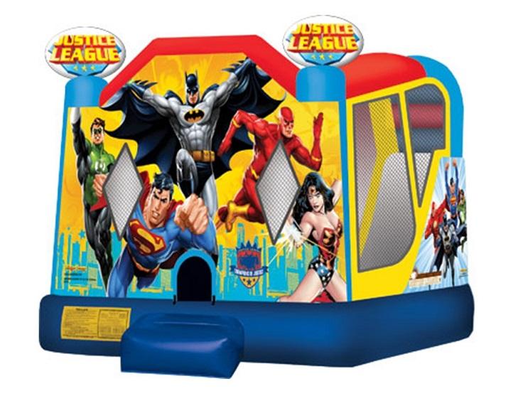 Justice league - Wonderwoman - Batman - Aquaman - Boucne House Rental