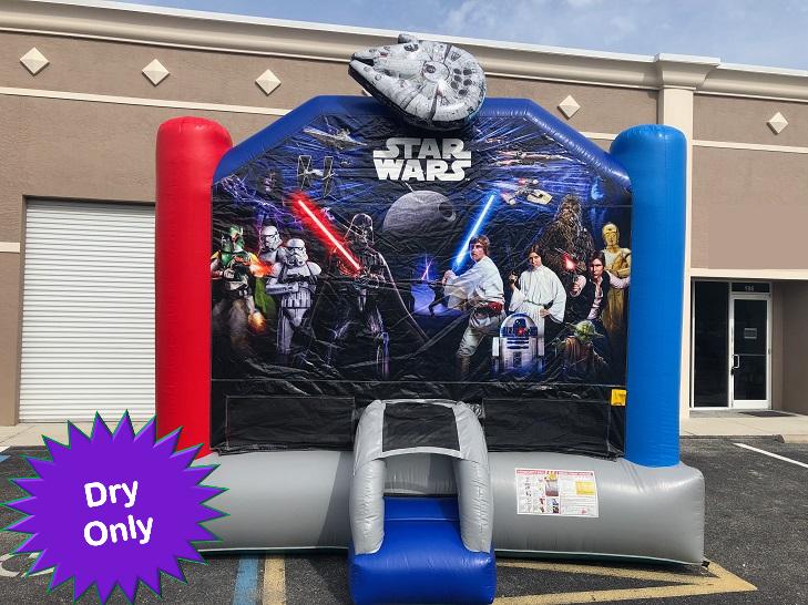 Star Wars Bounce House Rental FL