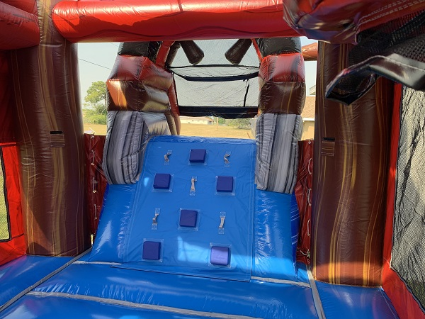 Pirate Themed Bounce House Birthday Rental