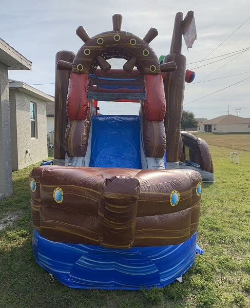 Pirate Themed Party Rentals - Cape Coral FL