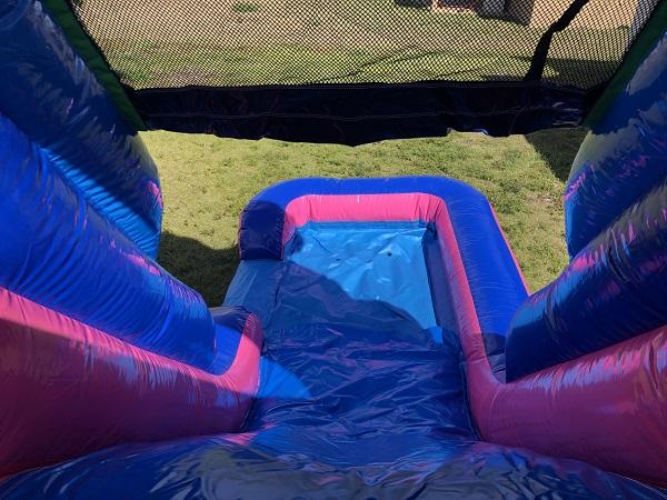 Rainbow Inflatable Slide Rental