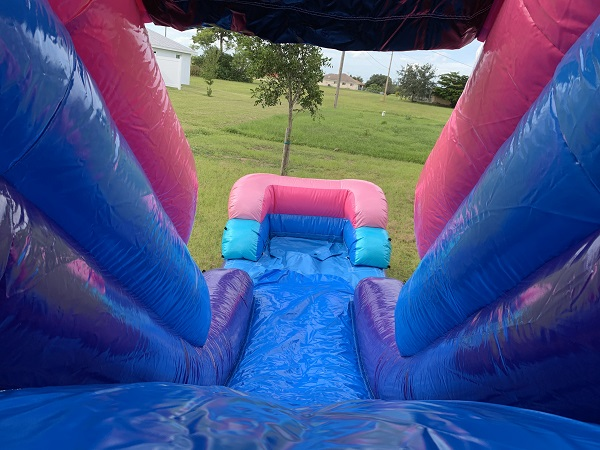 Bounce House Slide Wet or Dry - Ft Myers Florida