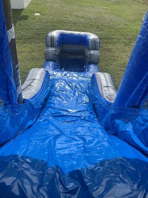 Jurassic Bounce House Rental Slide